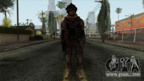Modern Warfare 2 Skin 8 for GTA San Andreas
