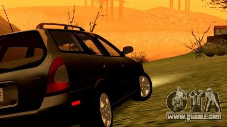 Daewoo Nubira I Wagon CDX US 1999 for GTA San Andreas wheels