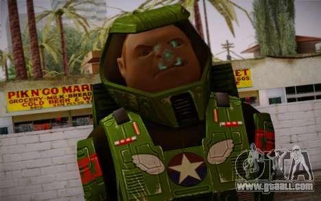 Space Ranger from GTA 5 v1 for GTA San Andreas third screenshot