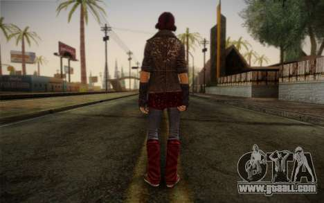 Murdered Soul Suspect Skin 1 for GTA San Andreas second screenshot