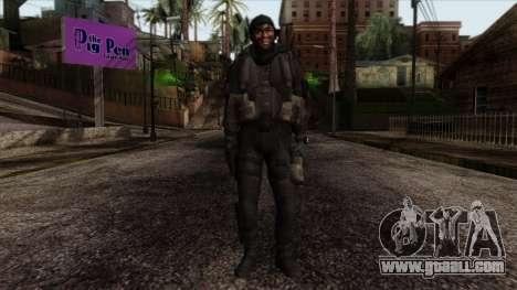 Modern Warfare 2 Skin 18 for GTA San Andreas