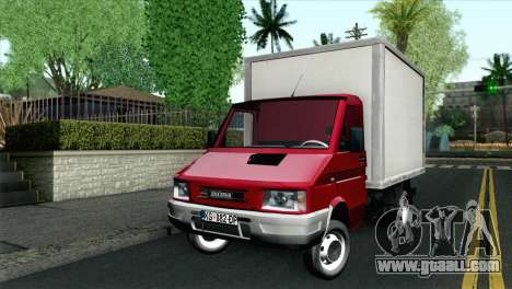 Iveco Daily 35 P for GTA San Andreas
