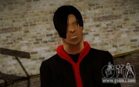 Ginos Ped 16 for GTA San Andreas third screenshot