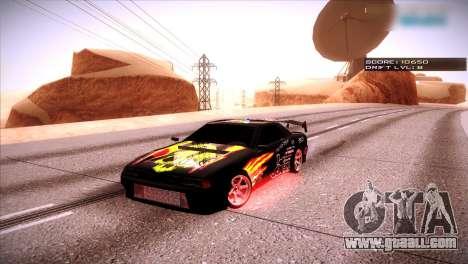 Just ENB for GTA San Andreas forth screenshot