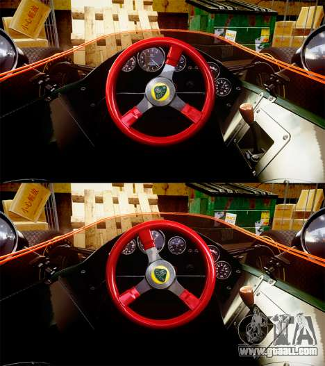 Lotus Type 49 1967 [RIV] PJ9-10 for GTA 4 back view