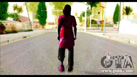 Ginos Ped 41 for GTA San Andreas second screenshot