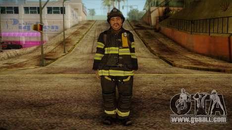GTA 4 Emergency Ped 6 for GTA San Andreas