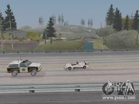Jundo ENB Series V0.1 for weak PC for GTA San Andreas forth screenshot