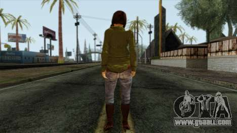 GTA 4 Skin 7 for GTA San Andreas second screenshot