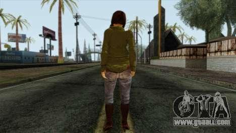 GTA 4 Skin 7 for GTA San Andreas second screenshot