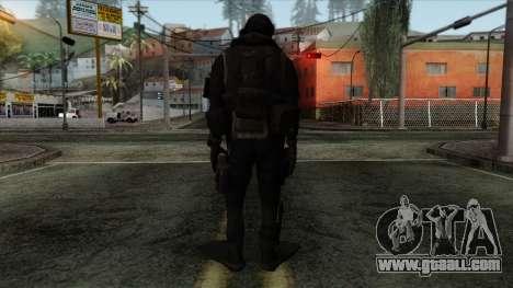 Modern Warfare 2 Skin 9 for GTA San Andreas second screenshot
