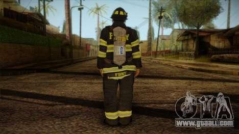 GTA 4 Emergency Ped 6 for GTA San Andreas second screenshot