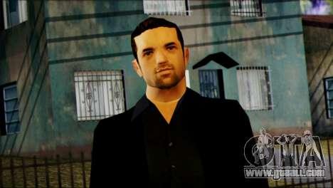 Russian Mafia Skin 5 for GTA San Andreas third screenshot