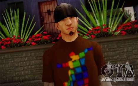 Ginos Ped 22 for GTA San Andreas third screenshot