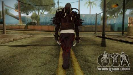 Alex Boss from Prototype 2 for GTA San Andreas second screenshot