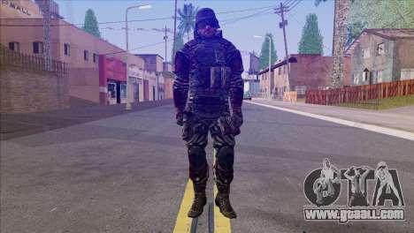 Outlast Skin 7 for GTA San Andreas