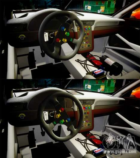 RUF RGT-8 GT3 [RIV] EXO for GTA 4 upper view