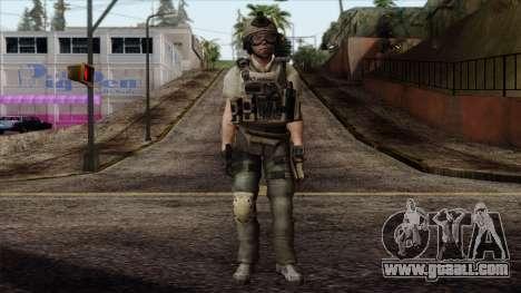 Modern Warfare 2 Skin 19 for GTA San Andreas