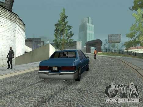 Beta Elegant for GTA San Andreas right view