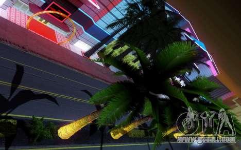 Krevetka Graphics v1.0 for GTA San Andreas