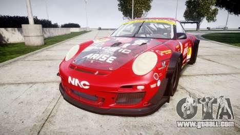 Porsche 911 Super GT 2013 for GTA 4