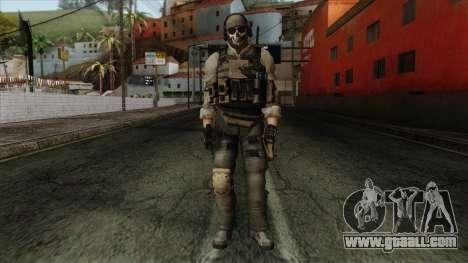 Modern Warfare 2 Skin 10 for GTA San Andreas