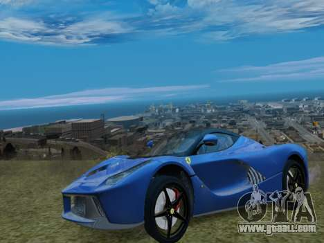 ENB Hans Realistic 1.0 for GTA San Andreas