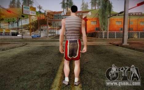 Ginos Ped 23 for GTA San Andreas second screenshot