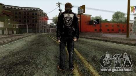 GTA 4 Skin 10 for GTA San Andreas second screenshot