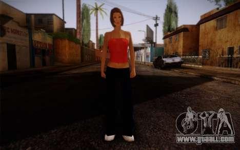 Ginos Ped 9 for GTA San Andreas
