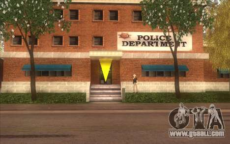 The revival of the village Dillimore for GTA San Andreas third screenshot