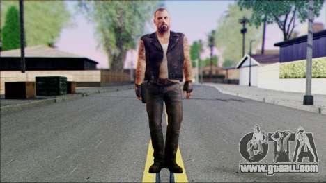 Left 4 Dead Survivor 3 for GTA San Andreas