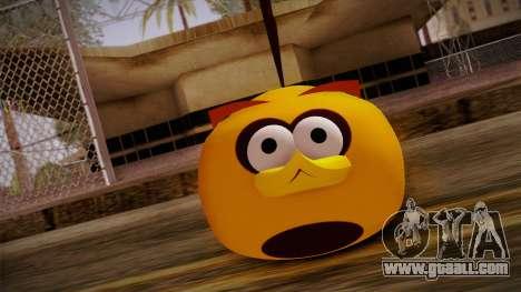 Orange Bird from Angry Birds for GTA San Andreas third screenshot