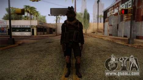 Modern Warfare 2 Skin 1 for GTA San Andreas