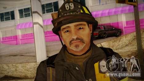 GTA 4 Emergency Ped 6 for GTA San Andreas third screenshot
