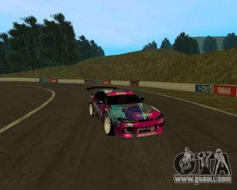 Nissan Silvia S15 EXEDY for GTA San Andreas