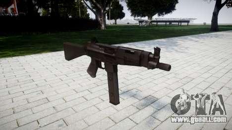Gun Taurus MT-40 for GTA 4