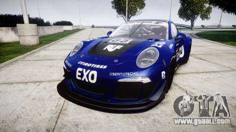 RUF RGT-8 GT3 [RIV] EXO for GTA 4