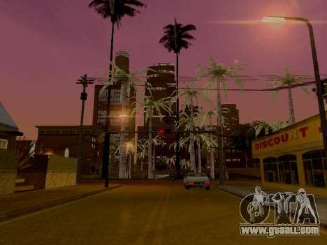 Jundo ENB Series V0.1 for weak PC for GTA San Andreas seventh screenshot