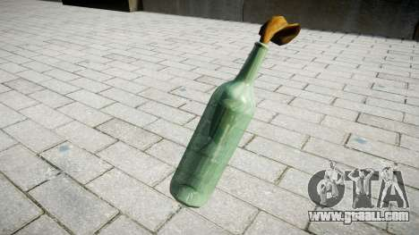 Molotov Cocktail for GTA 4 second screenshot