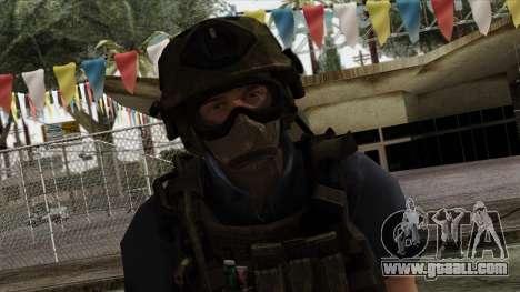 Modern Warfare 2 Skin 11 for GTA San Andreas third screenshot