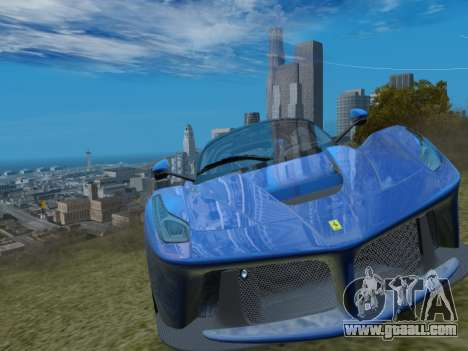 ENB Hans Realistic 1.0 for GTA San Andreas second screenshot