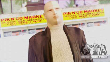 Russian Mafia Skin 1 for GTA San Andreas third screenshot