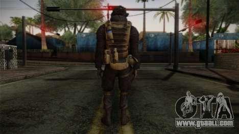 Modern Warfare 2 Skin 3 for GTA San Andreas second screenshot