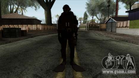 Modern Warfare 2 Skin 9 for GTA San Andreas