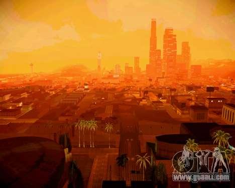 Super ENB for weak and medium PC for GTA San Andreas
