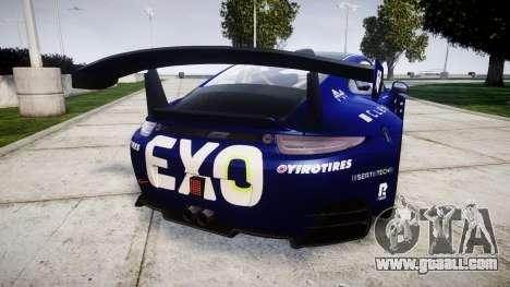 RUF RGT-8 GT3 [RIV] EXO for GTA 4 back left view