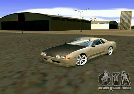 Elegy Restyle for GTA San Andreas
