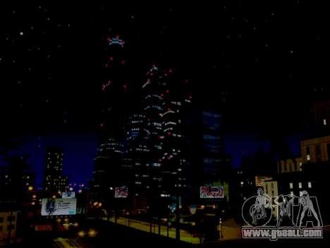 Jundo ENB Series for GTA San Andreas forth screenshot