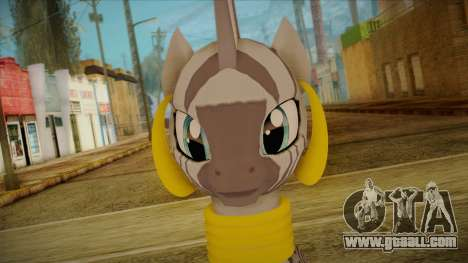 Zecora from My Little Pony for GTA San Andreas third screenshot